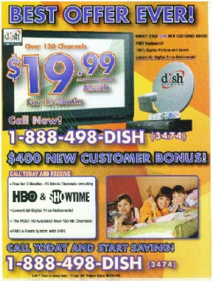 Dish Satellite