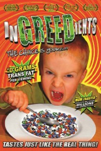 Ingreedients DVD Cover